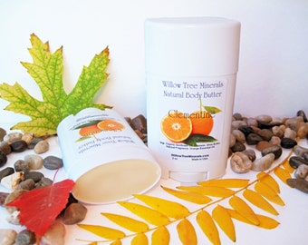 Clementine - All Natural Body Butter