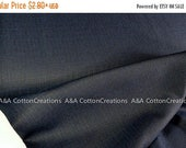 ON SALE Yarn Dyed Cotton Fabric, Indigo from Indikón, Blue fabric, Textured cotton, SRK-16718-62 Robert Kaufman Fabrics