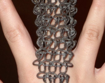 Chain Mail - Finger