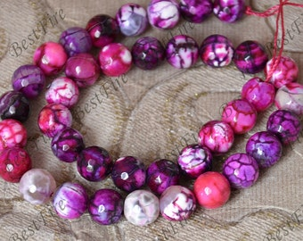 Faceted 10 mm Agate nugget stone Bead,agate stone beads loose strands,agate beads findings,Nugget Random Gemstone Bead loose strands