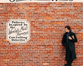 Sherlock Knits~ Pre-order, Signed