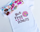 But first donut shirt or onesie