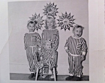 Vintage christmas pajamas for family – Etsy
