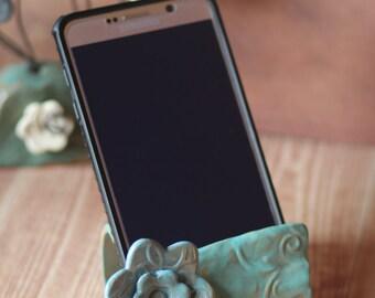 Ceramic Phone or Tablet Holder