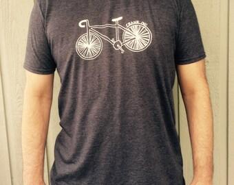 Men's Bicycle tshirt
