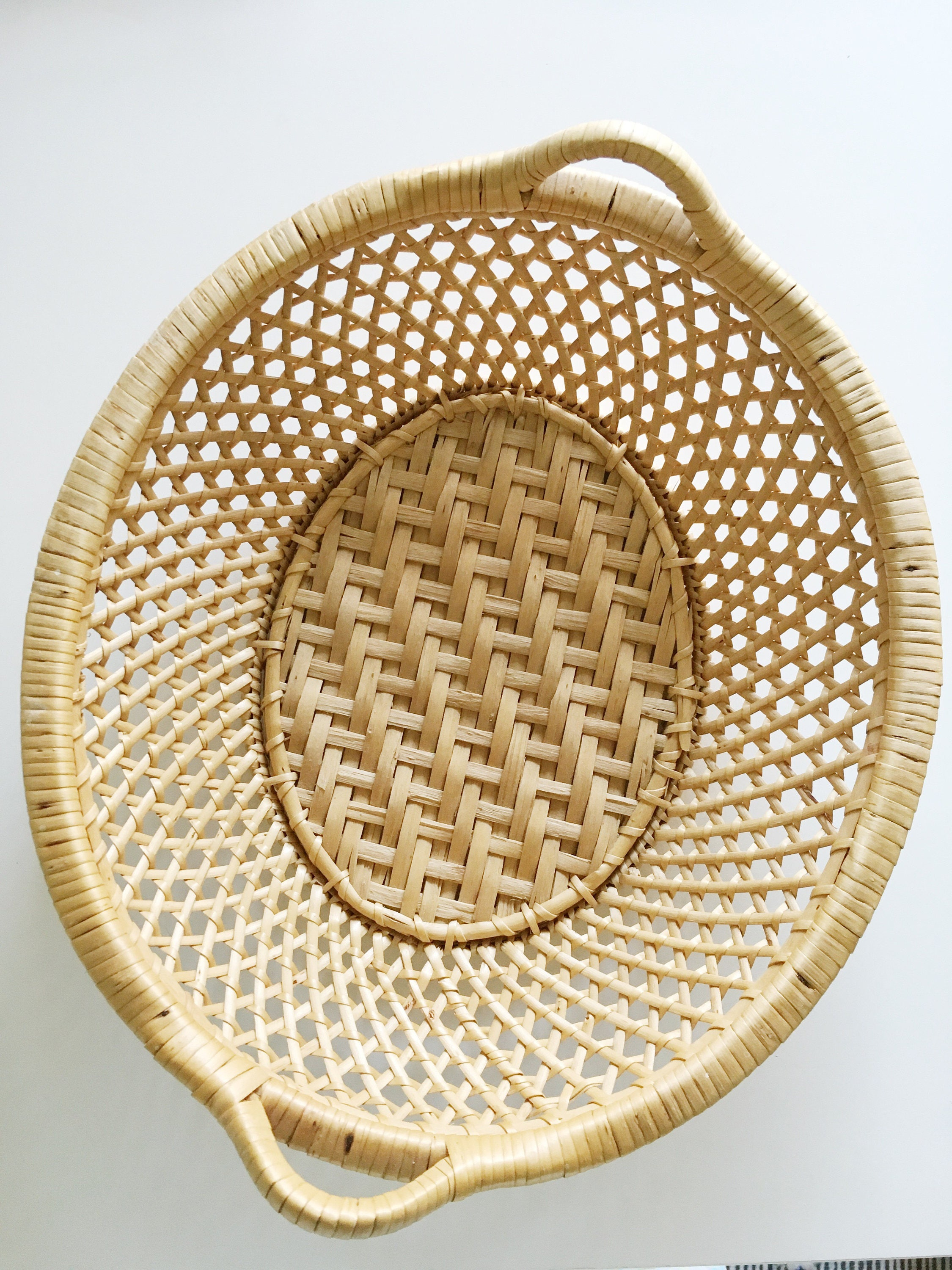 Cool Round Baskets Wall Decor Photos - The Wall Art Decorations ...