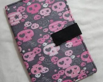 Pink Pirate Pattern Buddy Pattern Wallet