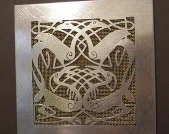 zinc vent cover