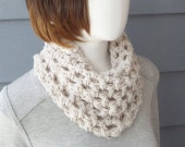 Closing SALE (RTS) / Chunky Cowl (Myra), Tapered Cowl Neckwarmer - Several Colors Left