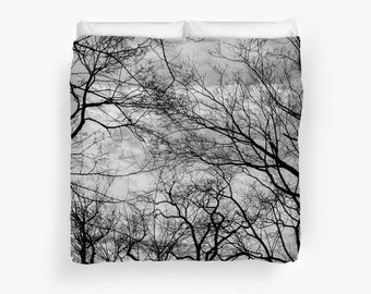 Made In Central Park Photography Duvet Cover