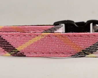 Cat Collar - Pick Any Fabric in Shop