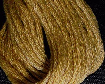 PICK ONE Valdani Antique Gold Medium 852 Dark 853 Faded Rust Dark 863 Terracotta Twist 0510 : hand-dyed embroidery floss cross stitch