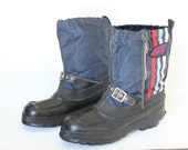 Vintage Sno Dri Boots Men's Size 10 Made in Japan