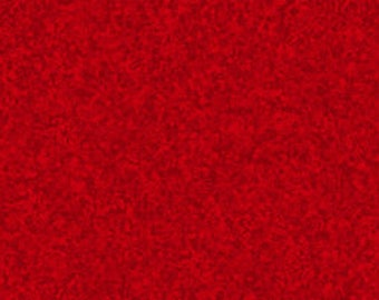 Fabric by the Yard - Color Blends in Red-- Quilting Treasures