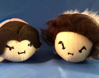 Game Grumps Stacking Plush Set