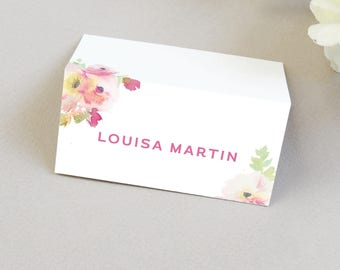Lucy Wedding Place Card