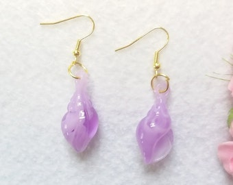 Ursula, The Little Mermaid Earrings