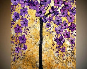 """Original 36""""Vertical  gallery canvas Abstract painting,Original comtemporary Art,textured, Ready to hang  by Nicolette Vaughan Horner"""