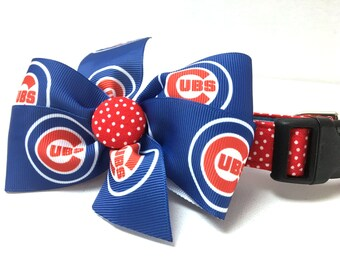 Dog Collar- The Cubs