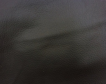 "Leather 8""x10"" DARK ESPRESSO Brown from our MILAN line Top Grain Cowhide 2.5-3 oz / 1-1.2 mm PeggySueAlso™"
