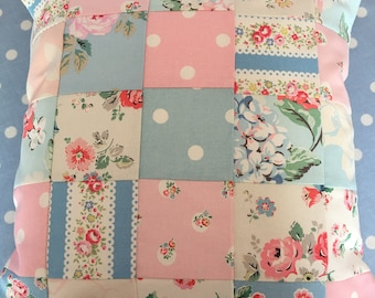 Cath Kidston  cotton  Fabric patchwork cushion/pillow cover decorative cushion cover in cotton fabrics