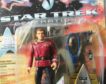 Vintage Star Trek Figure