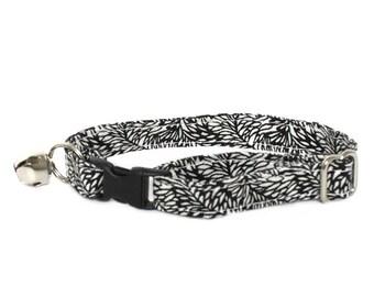 Dizzy adjustable breakaway cat collar