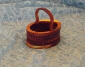 Mini Red Cedar Basket