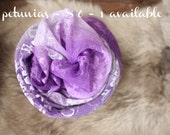 SALE newborn photography prop, baby cream purple lace textured stretch wrap, photo prop layering, photography prop,newborn photo wrap