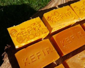 Milk Kefir Bar Soap - Organic and Natural