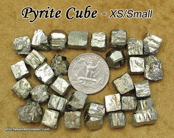Pyrite stone for crystal healing - Fool's Gold