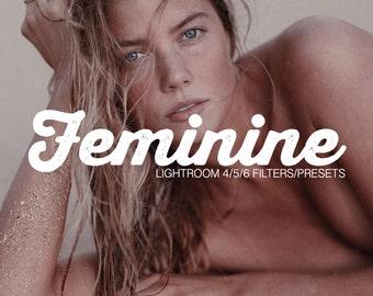 Feminine Presets/Filters by SAMANTHEEYO