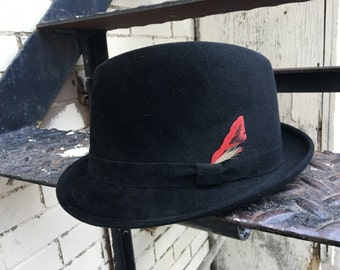 vintage royal stetson hat classic fedora- 50s