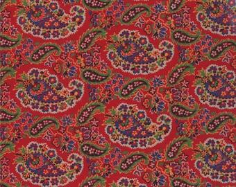 Moda - Fat Quarter - Russian Tradition - Red