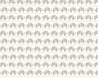 Riley Blake Designs- Oh Boy - Grey Elephants