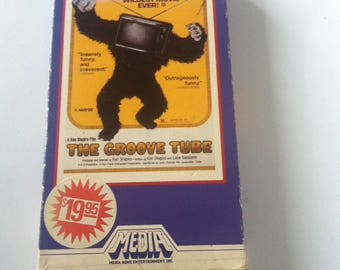 The Groove Tube (VHS) Chevy Chase, Ken Shapiro