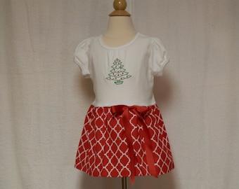 Christmas dress,toddler dress,infant dress,girls dresses,childrens clothing,embroidery dress,cute dress