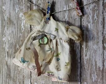 Blythe Spring Dress Nature Bunny