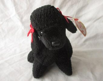 Vintage Beanie Baby 1997 Gigi the Poodle