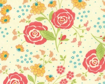SALE Chance of Flowers by Sandy Gervais for Moda - One Yard - 17761 11