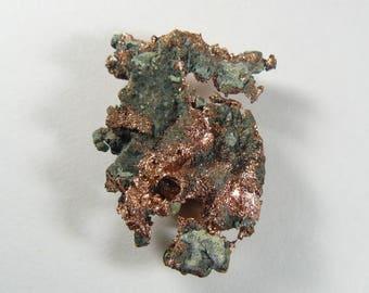 Copper specimen, great size for pendant (Sp41371)
