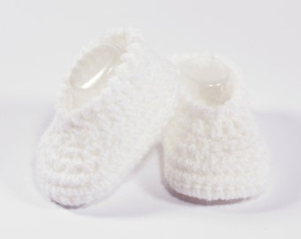 Baby shoes /booties/slippers.  Unisex