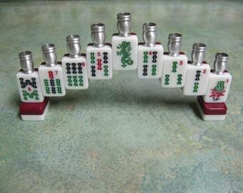 """Mahjong Menorah is """"bam"""" design"""