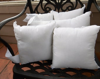"""Pillow Inserts - 10"""" x 10"""" - Never Used"""