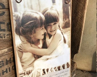 I had the greatest friend when I was a little kid and I got to keep her the rest of my life. This listing is for the stock photo shown.
