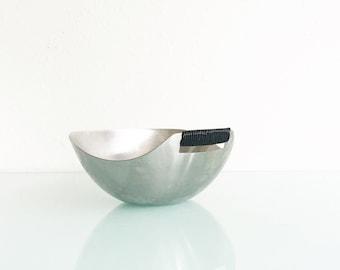 Mid Century Danish Stainless Bowl