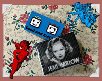 Jean Harlow, Duct Tape Wallet, Bombshell, Good and Evil Creations