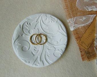 Lace Ring Dish, Wedding favors Ring Dish, Wedding  Dish Favors,