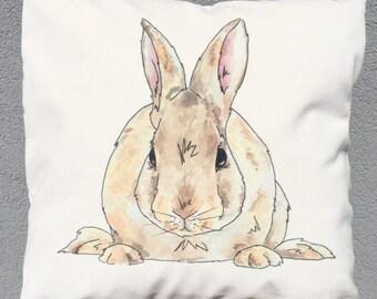 Bunny Pillowcase - CASE ONLY
