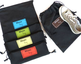 Shoes bag set of 5 shoes bags  travel bag
